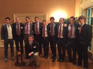 UVA 2015 National Tennis Champions