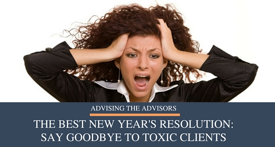 Say Goodbye to Toxic Clients
