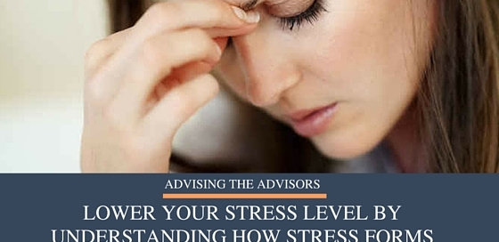 Lower Your Stress Level by Understanding How Stress Forms