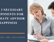 Advisor Happiness