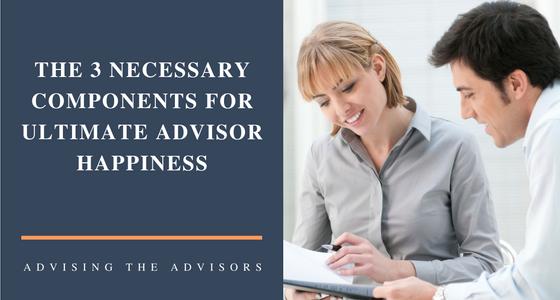 Advisor Happiness
