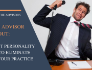 Avoid Advisor Burnout: 7 Client Personality Types to Eliminate from Your Practice